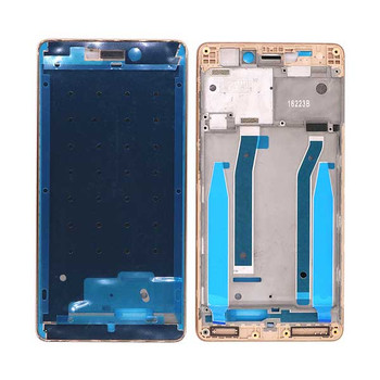 Front Housing Cover for Xiaomi Redmi 3s -Gold