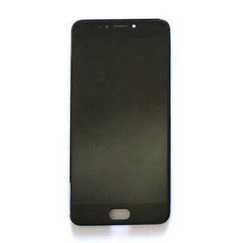 Complete Screen Assembly with Bezel for Meizu MX6 -Black