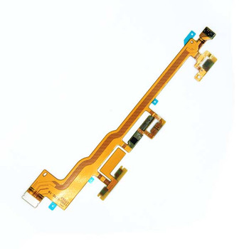 Side Key Flex Cable for Sony Xperia XZ Premium from www.parts4repair.com