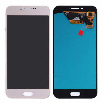 Complete Screen Assembly for Samsung Galaxy A8 (2016) -Rose Gold