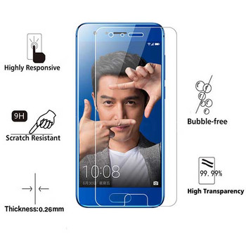 Premium Tempered Glass Screen Protector for Huawei Honor 9 from www.parts4repair.com