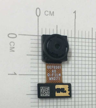 Front Camera Flex Cable for Xiaomi Redmi Y1 (Note 5A) from www.parts4repair.com