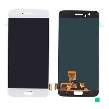 Complete Screen Assembly for Oneplus 5 -White