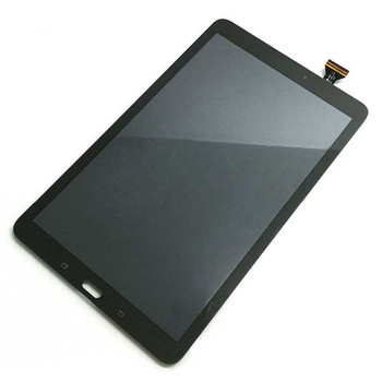 Complete Screen Assembly for Samsung Galaxy Tab E 9.6 T560 T561 -Black