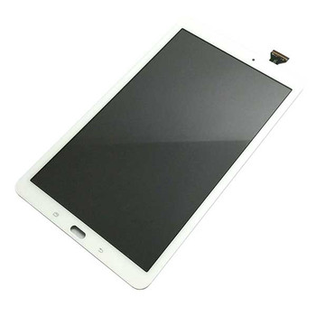 Complete Screen Assembly for Samsung Galaxy Tab E 9.6 T560 T561 -White