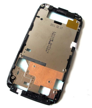 HTC Sensation XE Middle Plate from www.parts4repair.com