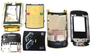 We can offer Motorola RAZR2 V8 Full Housing Cover (Gold Edition)