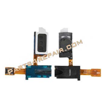 Samsung Galaxy Note Ear Speaker with Earphone Jack