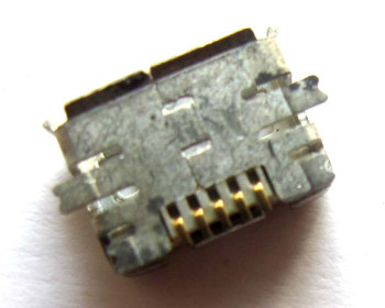 Nokia X7-00 charging connector from www.parts4repair.com