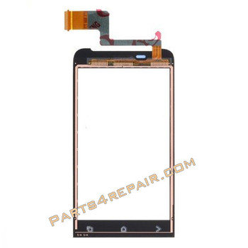 HTC One V Touch Screen with Digitizer from www.parts4repair.com