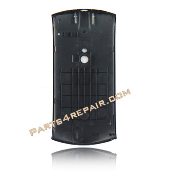 Sony Ericsson Xperia Neo V Back Cover -Black from www.parts4repair.com