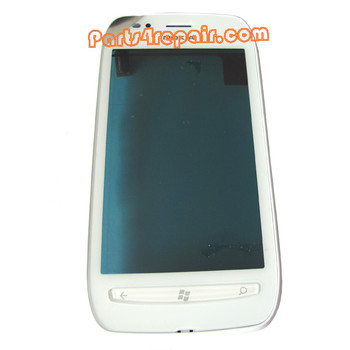 Nokia Lumia 710 Front Panel Glass Touch Screen with Digitizer -White from www.parts4repair.com