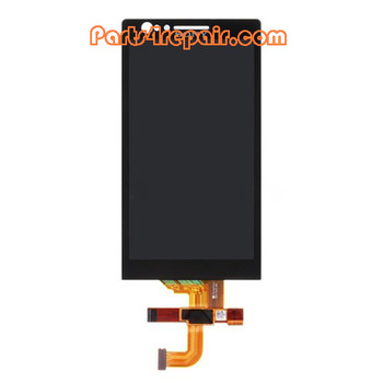 Complete Screen Assembly for Sony Xperia P