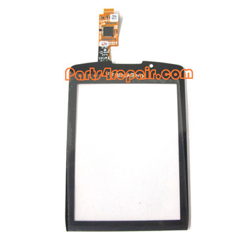 BlackBerry Torch 9810 Touch Screen with Digitizer from www.parts4repair.com