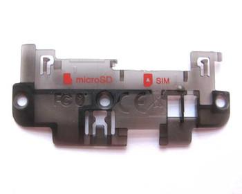 HTC Desire HD SIM Card & Memory Card Plastic Holder from www.parts4repair.com