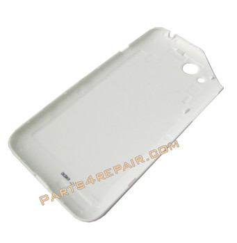 Back Cover for HTC Desire VC -White