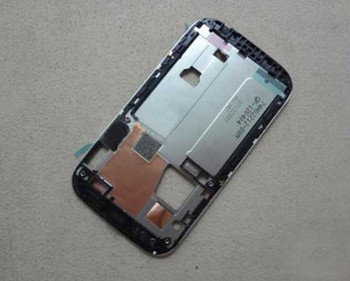 HTC Desire VC Middle Plate -Black