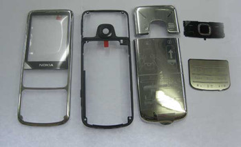 Full Housing Cover Replacement for Nokia 6700 Classic -Sliver