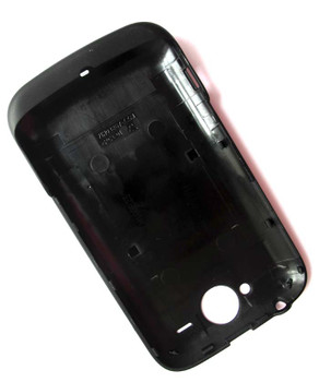 Back Cover for HTC Wildfire-Black