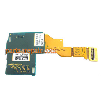 Sony Xperia S SIM Holder Flex Cable