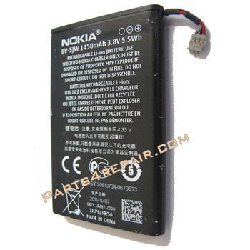 Built-In Battery for Nokia N9 / Lumia 800