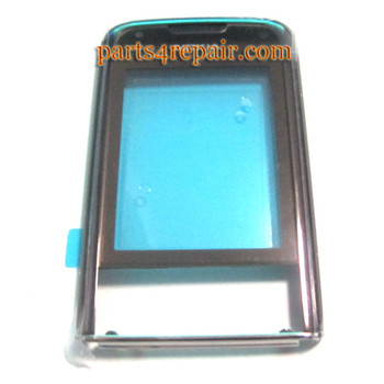 Front Glass for Nokia 8800 Sapphire Arte