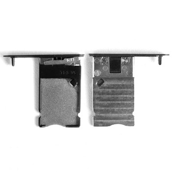 Nokia Lumia 900 SIM Tray -Black from www.parts4repair.com