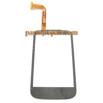 HTC Desire C Touch Screen with Digitizer from www.parts4repair.com