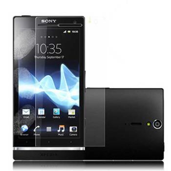 Sony Xperia U Clear Screen Protector Shield Film -3X
