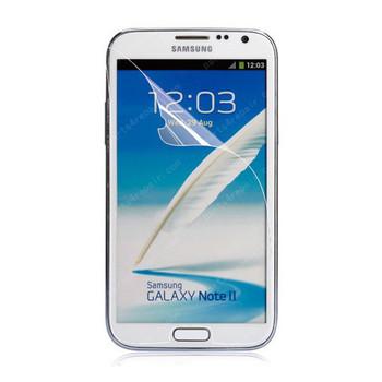 3X Clear Screen Protector Shield Film for Samsung Galaxy Note II N7100
