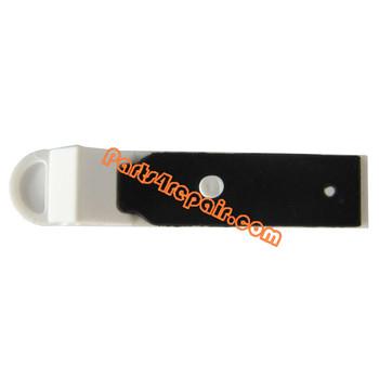 USB Cover for Nokia N9 / Lumia 800 -White