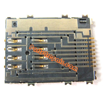 Samsung I8530 Galaxy Beam SIM Tray Holder from www.parts4repair.com