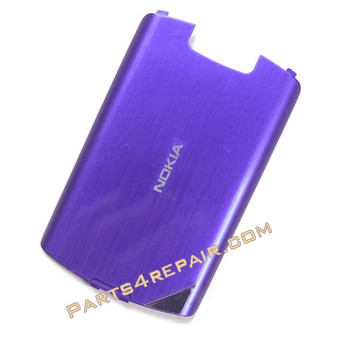 Nokia 700 Back Cover -Blue from www.parts4repair.com