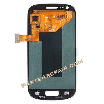 Complete Screen Assembly for Samsung I8190 Galaxy S III mini -White