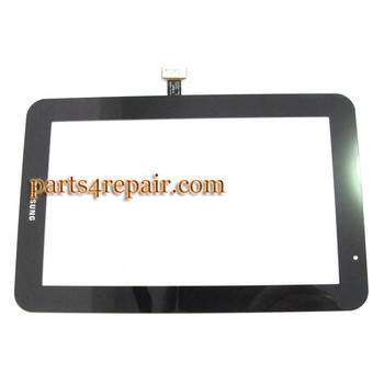 Samsung Galaxy Tab 2 7.0 P3110 Touch Screen with Digitizer(WIFI Version)  -Black from www.parts4repair.com