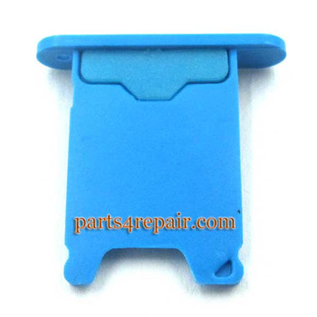 SIM Card Tray for Nokia Lumia 920 -Blue