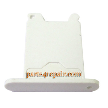 SIM Card Tray for Nokia Lumia 920 -White