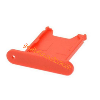 SIM Card Tray for Nokia Lumia 920 -Red from www.parts4repair.com