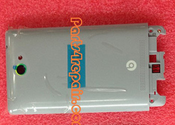 Battery Cover for HTC Windows Phone 8S -Gray
