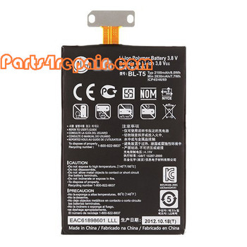 BL-T5 Battery for LG Nexus 4 E960/E970/E975