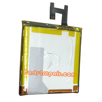 Built-in Battery for Sony Xperia Z L36H / Sony Xperia C S39H