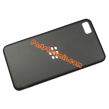 Back Cover for BlackBerry Z10 -Black