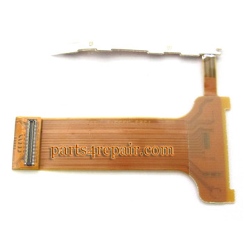 LCD Connector Flex Cable for Sony Xperia T LT30p