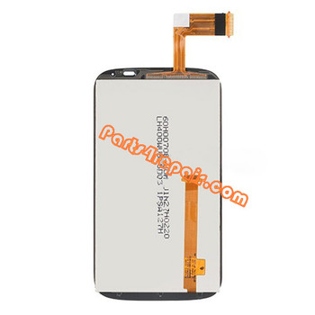Complete Screen Assembly with LGP for HTC Desire X T328E