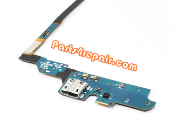 Dock Charging Connector Flex Cable for Samsung I9500 Galaxy S4