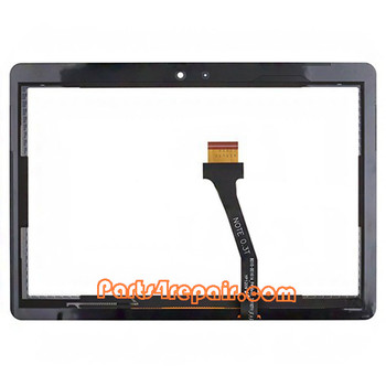 Touch Screen Digitizer for Samsung Galaxy Tab 2 10.1 P5110 -White