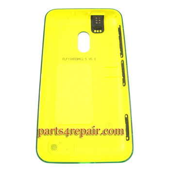 Back Cover for Nokia Lumia 620 -Green