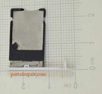 Nokia Lumia 900 SIM Tray -White