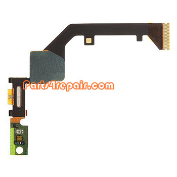 Ear Speaker Flex Cable for Motorola RAZR HD XT925