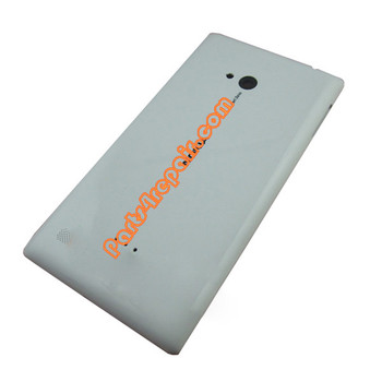 Back Cover for Nokia Lumia 720 -White from www.parts4repair.com